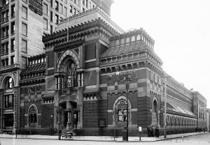 Pennsylvania Academy of Fine Arts circa 1900
